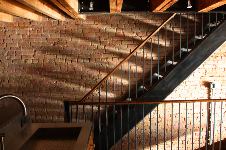 tola_architecture_224W - stair1